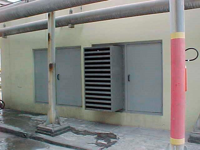 Cabine acústica para geradores