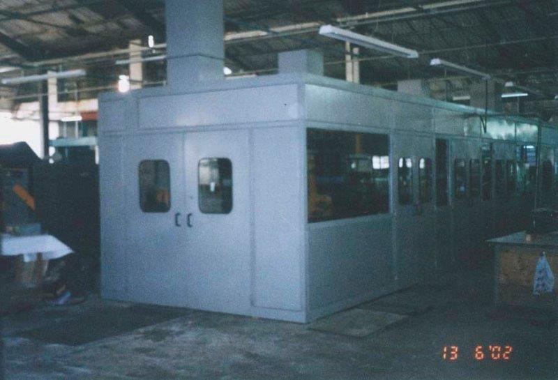 Cabine acústica sp