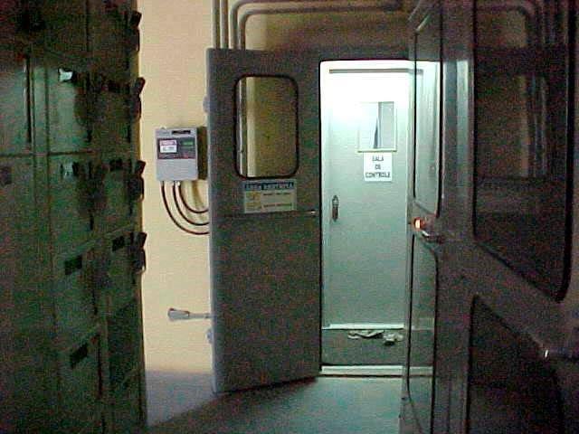Portas Acústicas industriais
